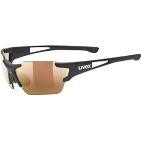 UVEX Sportstyle 803 Race Colorvision Variomatic Occhiali S, nero